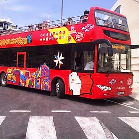 Vé Hop On & Hop Off Bus Singapore