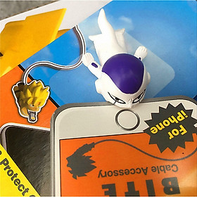 Cable Bite Bảo Vệ Dây Cáp Sạc Điện Thoại Hình Nhân Vật Dragon Ball