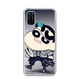 Ốp lưng điện thoại VSMART JOY 4 - Silicon dẻo - 0130 SHIN02 - Hàng Chính Hãng