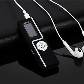Máy nghe nhạc mp3 usb có màn hình bộ nhớ trong 8Gb, chế độ FM, ghi âm, máy học tiếng, máy nghe nhạc khi chạy bộ, tập gym, tặng tai nghe