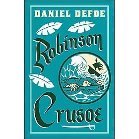 Alma Junior Classics: Robinson Crusoe