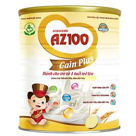 3 Hộp Sữa dinh dưỡng AZ100 GAIN PLUS 400G