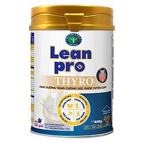 Sữa Lean Pro Thyro Dinh Dưỡng Tăng Cường Sức Khỏe Tuyến Giáp