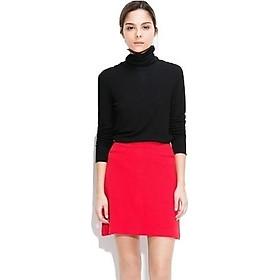 Váy Phối Túi Mango 41030363 - Đỏ (Size 20)