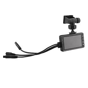 DV169 HD Vehicle Traveling Data Recorder 1080P Dual Lens Driving Camcorder