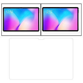 Clear 0.3mm 9H Tempered Glass Screen Protective Film For Teclast T30