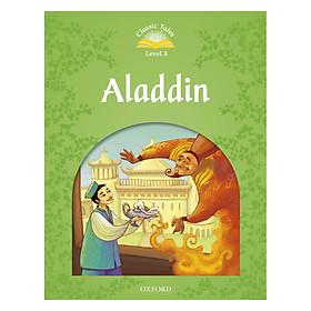 Classic Tales (2 Ed.) 3: Aladdin