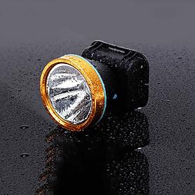 Đèn pin siêu sáng cầm tay đèn pin siêu sáng đội đầu chiếu tầm xa hàng chính hãng Hewolf
