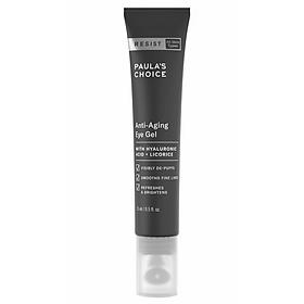 Gel Chống Nhăn Vùng Mắt Kèm Đầu Massage Paula's Choice Resist Anti – Aging Eye Gel (15ml)