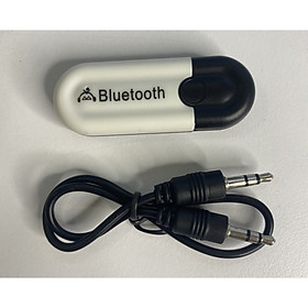 USB Bluetooth 5.0 HJX 001 CHUYỂN LOA THƯỜNG THÀNH LOA BLUETOOTH loại 1
