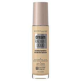 Maybelline Dream Radiant Liquid Foundation 70 Pure Beige