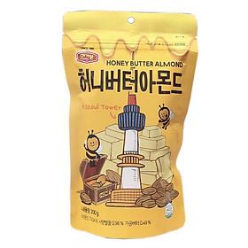 Hạnh nhân tẩm mật ong Murgerbon Hàn Quốc 200g