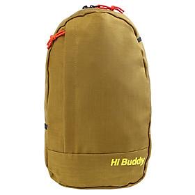 Túi Đeo Chéo Đa Năng Hi Buddy BHBVD (27x 40 cm) - Vàng Đồng