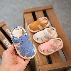 Biểu đồ lịch sử biến động giá bán Dép sandal dép rọ tập đi chống trơn cho bé trai bé gái xăng đan cho bé