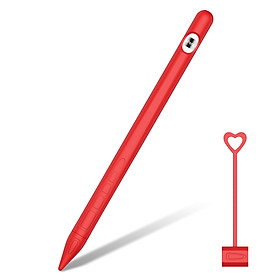 For Apple Pencil 1 Tablet Touch Stylus Pen Protective Cover Portable Soft Silicone Pencil Cap