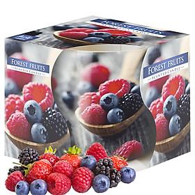 Ly nến thơm tinh dầu Bispol Forest Fruits 100g QT024787 - hương quả ngọt