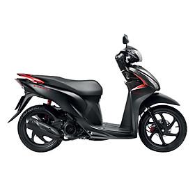Xe Máy Honda Vision 2019 Phiên Bản Đặc Biệt Smart Key - Đen Xám - Tặng Nón Bảo Hiểm, Bảo Hiểm Xe Máy, Thảm Xe Máy