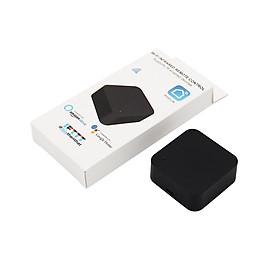 Điều khiển hồng ngoại Tuya S06 điều khiển từ xa tivi điều hoà tích hợp điều khiển bằng giọng nói với Google Home Alexa Thiết bị nhà thông minh Smart home -Hàng Nhập Khẩu