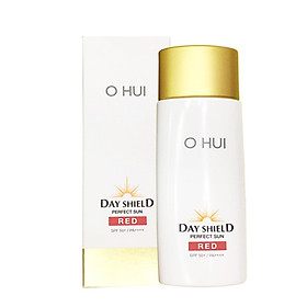 Kem chống nắng OHUI Day Shield Perfect Sun Red SPF 50+/PA++++ 80ml