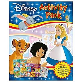 Disney Classics - Mixed: Activity Pack (2-in-1 Activity Bag Disney)