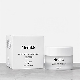 Kem dưỡng đêm Medik8 Night Ritual Vitamin A Age Defying Retinol Cream