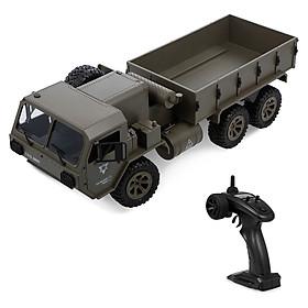Xe Tải Quân Sự Điều Khiển Từ Xa Fayee 1/12 RC 6WD (2.4Ghz)