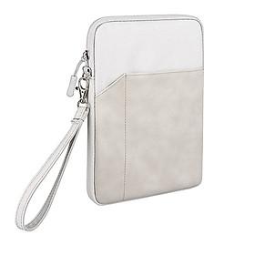 Túi chống sốc đựng iPad, máy tính bảng 2 ngăn kèm khe cắm bút, có quai xách nhiều size 8in, 9.7in, 10.2in, 10.5in, 11in - Hàng chính hãng