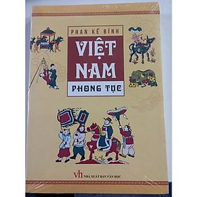 Việt nam phong tục - bìa mềm
