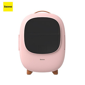 Tủ Lạnh Mini Baseus Làm Mát Và Làm Ấm 8 Lít Với Điều Khiển Nhiệt Độ AC / DC