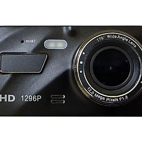 Camera hành trình cảm ứng có camera lùi tặng thẻ 32G