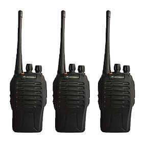 Bộ 3 máy bộ đàm Motorola GP 668