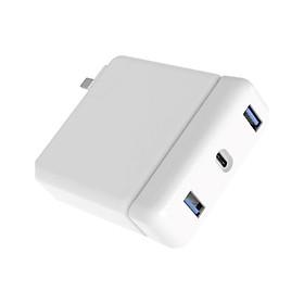 CỔNG CHUYỂN HYPER USB-C FOR MACBOOK 87W POWER ADAPTER - Hàng Nhập Khẩu