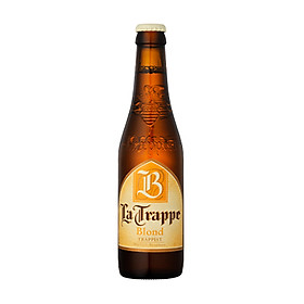 Bia La Trappe Blond (330ml)