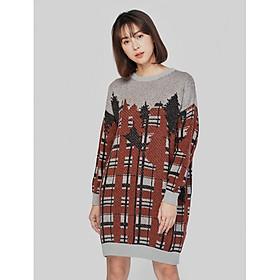 Váy len nữ 6DS18C026