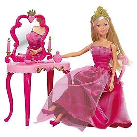 Đồ Chơi Trẻ Em Búp Bê Bàn Làm Đẹp Cổ Tích, Steffi Love Fairytale 105733197