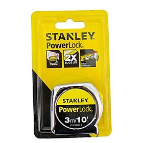 Thước cuộn POWERLOCK 3m Stanley STHT33203-8