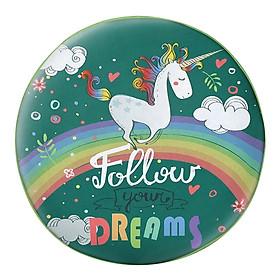 Gối Ôm Tròn Kỳ Lân Follow Your Dreams GOAA093