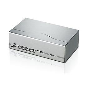 Bộ chia VGA 1 ra 2 350Mhz - Aten VS92A - Hàng chính hãng