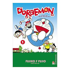 Doraemon Tuyển Tập Tranh Truyện Màu - Tập 1 (Tái Bản 2019)