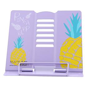 Giá Kẹp Sách, Đỡ Sách, Đọc Sách Chống Cận - Pineapple