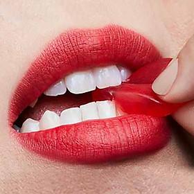 Son Lì MAC Powder Kiss Lipstick 315 Lasting Passion 3g - Đỏ Ánh Hồng-1