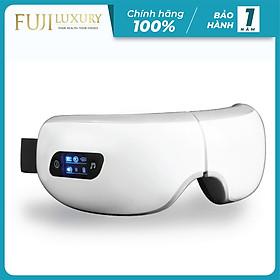 Máy massage mắt giảm đau nhức cải thiện thị lực Fuji FJ-S650
