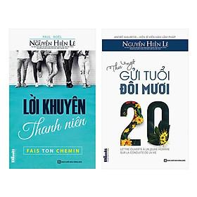 Combo Để Không Lãng Phí Tuổi 20 - Bộ Sách Cha Mẹ Khéo - Con Thành Công Nguyễn Hiến Lê (Tặng kèm Booksmark)