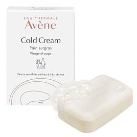 Xà Phòng Tắm Dành Cho Da Khô Avene Cold Cream Ultra-Rich Cleansing Bar A1ACB1 - 100g - 100715878