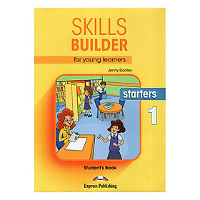 Skills Builder For Young Learners Starters 1 Student's Book