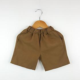 Quần Dressy Short Trẻ Em - Nhập Khẩu Hàn Quốc