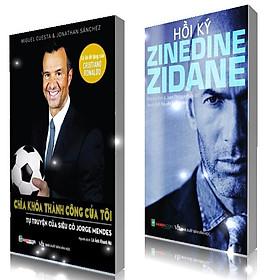 COMBO: Tự truyện của siêu cò Jorge Mendes, Hồi ký Zidane