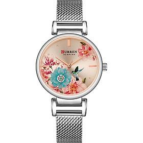 CURREN 9053 Woman Watch Woman Sport Watch Woman Waterproof Watch Woman Outdoor Watch Woman Wristwatch Watch Woman Watch
