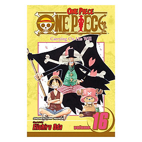 One Piece 16 - Tiếng Anh