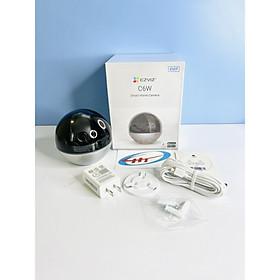 camera IP Wifi Ezviz C6W  4Mp Độ Phân Giải 2K Xoay Quét 360 Độ-Hàng Chính Hãng